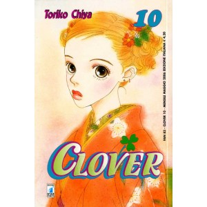 Clover - N° 10 - Clover - Fan Star Comics