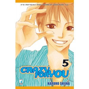 Crazy For You - N° 5 - Crazy For You - Up Star Comics