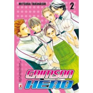 Crimson Hero - N° 2 - Crimson Hero 2 - Shot Star Comics