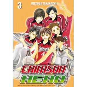 Crimson Hero - N° 3 - Crimson Hero 3 - Shot Star Comics