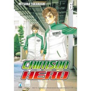 Crimson Hero - N° 6 - Crimson Hero 6 - Shot Star Comics