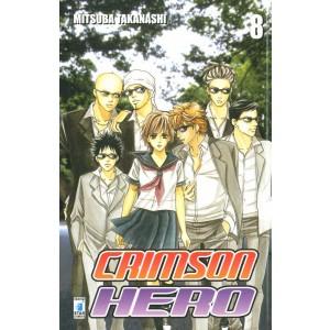 Crimson Hero - N° 8 - Crimson Hero 8 - Shot Star Comics