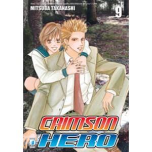 Crimson Hero - N° 9 - Crimson Hero 9 - Shot Star Comics