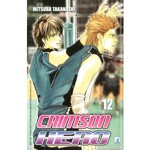 Crimson Hero - N° 12 - Crimson Hero 12 - Shot Star Comics