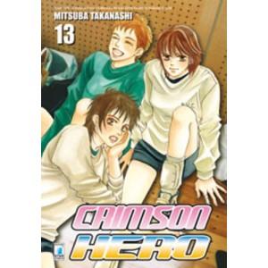 Crimson Hero - N° 13 - Crimson Hero 13 - Shot Star Comics