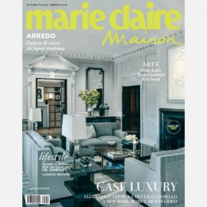 MARIE CLAIRE MAISON Febbraio 2018