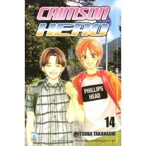Crimson Hero - N° 14 - Crimson Hero 14 - Shot Star Comics