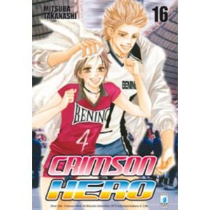Crimson Hero - N° 16 - Crimson Hero 16 - Shot Star Comics