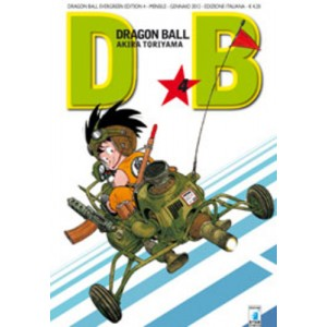 Dragon Ball Evergreen - N° 4 - Dragon Ball Evergreen Edition - Star Comics