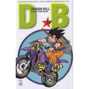 Dragon Ball Evergreen - N° 14 - Dragon Ball Evergreen Edition - Star Comics