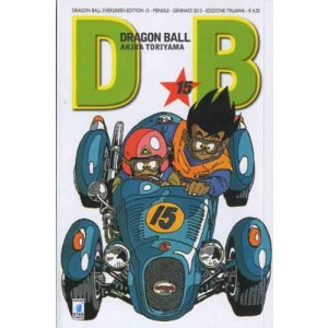 Dragon Ball Evergreen - N° 15 - Dragon Ball Evergreen Edition - Star Comics