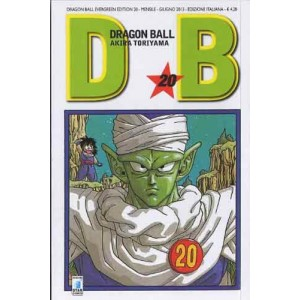 Dragon Ball Evergreen - N° 20 - Dragon Ball Evergreen Edition - Star Comics