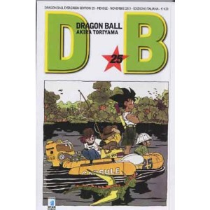 Dragon Ball Evergreen - N° 25 - Dragon Ball Evergreen Edition - Star Comics