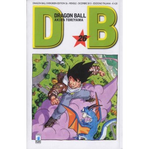 Dragon Ball Evergreen - N° 26 - Dragon Ball Evergreen Edition - Star Comics