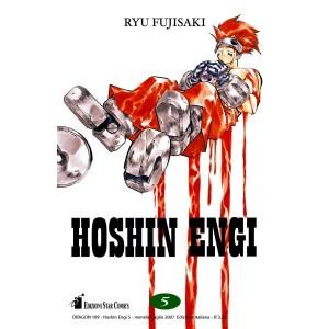 Hoshin Engi - N° 5 - Hoshin Engi 5 (M23) - Dragon Star Comics