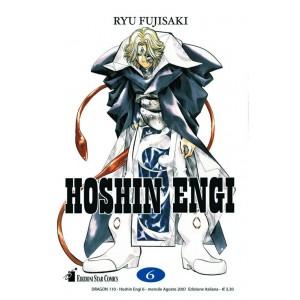 Hoshin Engi - N° 6 - Hoshin Engi 6 (M23) - Dragon Star Comics