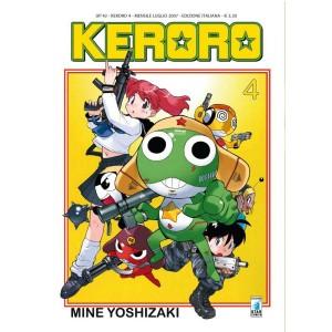 Keroro - N° 4 - Keroro - Up Star Comics