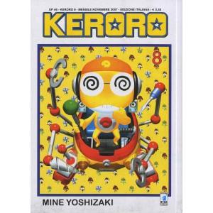 Keroro - N° 8 - Up 46 - Up Star Comics