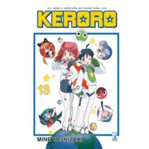 Keroro - N° 13 - Up 51 - Up Star Comics