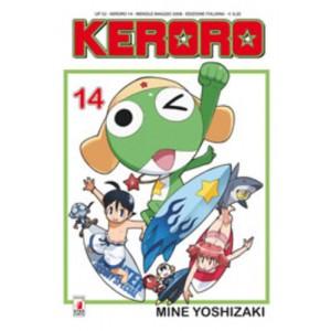 Keroro - N° 14 - Up 52 - Up Star Comics