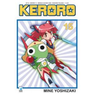 Keroro - N° 15 - Up 53 - Up Star Comics