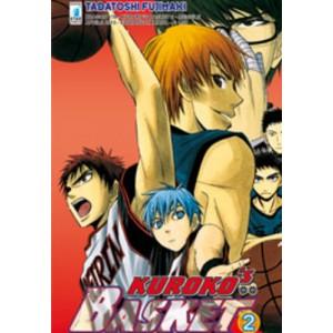 Kuroko'S Basket - N° 2 - Kuroko'S Basket - Dragon Star Comics