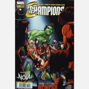 Champions Champions N° 6