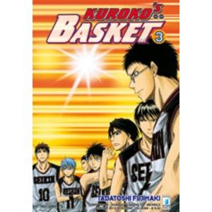 Kuroko'S Basket - N° 3 - Kuroko'S Basket 3 - Dragon Star Comics