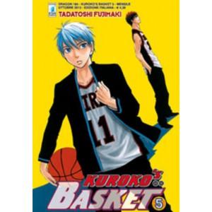 Kuroko'S Basket - N° 5 - Kuroko'S Basket 5 - Dragon Star Comics