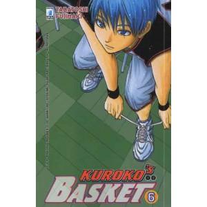 Kuroko'S Basket - N° 6 - Kuroko'S Basket - Dragon Star Comics