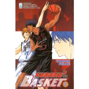 Kuroko'S Basket - N° 8 - Kuroko'S Basket 8 - Dragon Star Comics