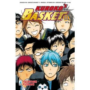 Kuroko'S Basket - N° 11 - Kuroko'S Basket 11 - Dragon Star Comics