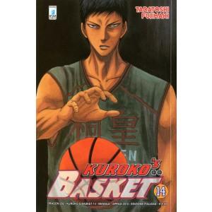Kuroko'S Basket - N° 14 - Kuroko'S Basket 14 - Dragon Star Comics