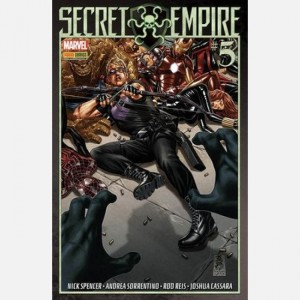 Secret Empire Secret Empire 05/193
