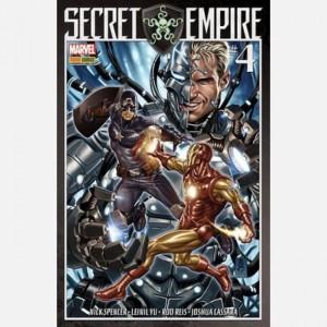 Secret Empire Secret Empire 04/192