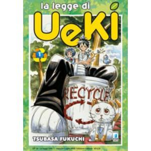 Legge Di Ueki - N° 1 - Legge Di Ueki (M16) - Up Star Comics