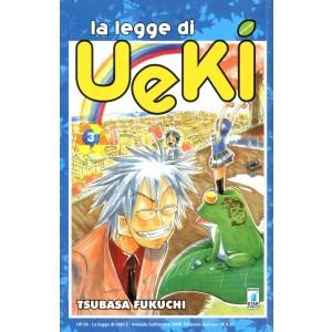 Legge Di Ueki - N° 3 - Legge Di Ueki (M16) - Up Star Comics