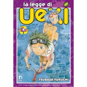 Legge Di Ueki - N° 4 - Legge Di Ueki (M16) - Up Star Comics