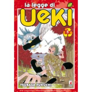 Legge Di Ueki - N° 5 - Legge Di Ueki (M16) - Up Star Comics