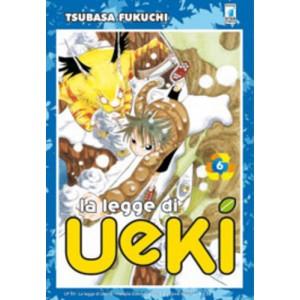 Legge Di Ueki - N° 6 - Legge Di Ueki (M16) - Up Star Comics