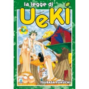 Legge Di Ueki - N° 7 - Legge Di Ueki (M16) - Up Star Comics