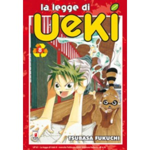 Legge Di Ueki - N° 8 - Legge Di Ueki (M16) - Up Star Comics
