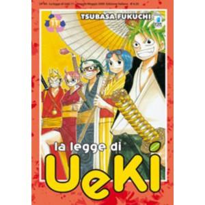 Legge Di Ueki - N° 11 - Legge Di Ueki (M16) - Up Star Comics
