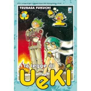 Legge Di Ueki - N° 12 - Legge Di Ueki (M16) - Up Star Comics