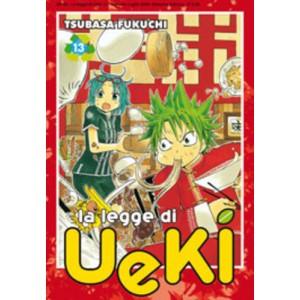 Legge Di Ueki - N° 13 - Legge Di Ueki (M16) - Up Star Comics