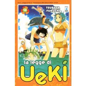 Legge Di Ueki - N° 14 - Legge Di Ueki (M16) - Up Star Comics
