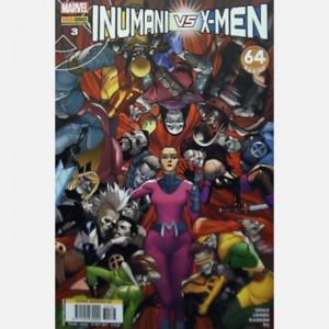 Inumani vs. X-Men Inumani vs. X-Men 3/187