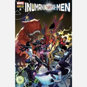 Inumani vs. X-Men Inumani vs. X-Men 2/186