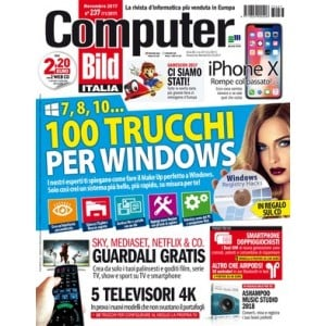Computer Bild N° 237  100 TRUCCHI PER WINDOWS