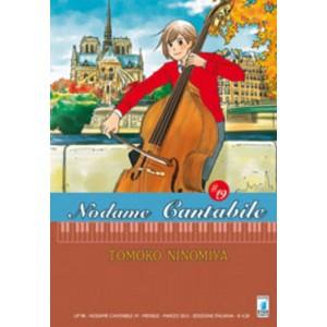 Nodame Cantabile - N° 19 - Nodame Cantabile (M25) - Up Star Comics